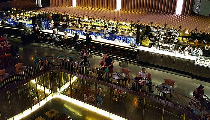 On the Menu…Platea, Madrid (Spain)