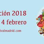 On the Menu…Gastrofestival in Madrid – January 20-February 4, 2018