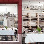 On the Menu…El Cocinillas, Madrid (Spain)